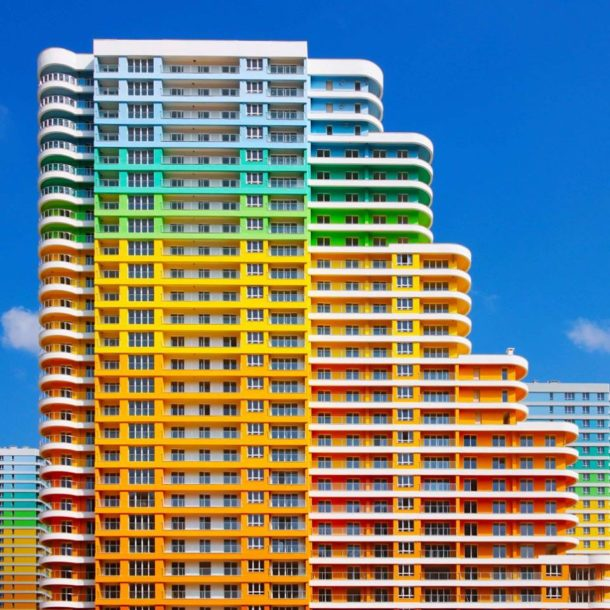 Yener Torun e i colori della periferia di Istanbul