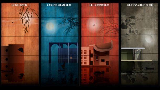 ARCHIWATER: acqua ed architettura nelle illustrazioni di Federico Babina