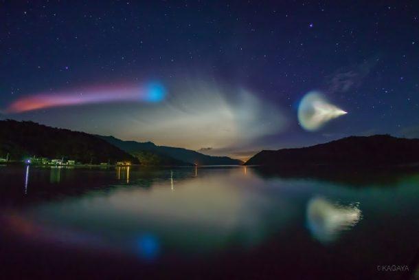 I Lanci Spaziali e la nuova Aurora Boreale