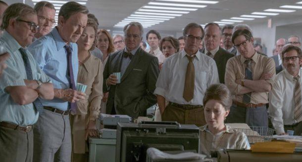 La stampa nel cinema americano contemporaneo