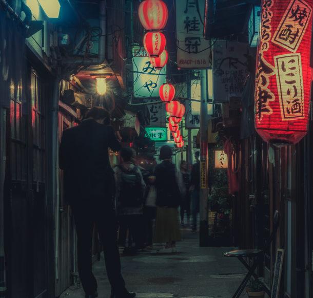 """""""寂- Sabi"""" gli scatti notturni nel Paese del Sol Levante"""