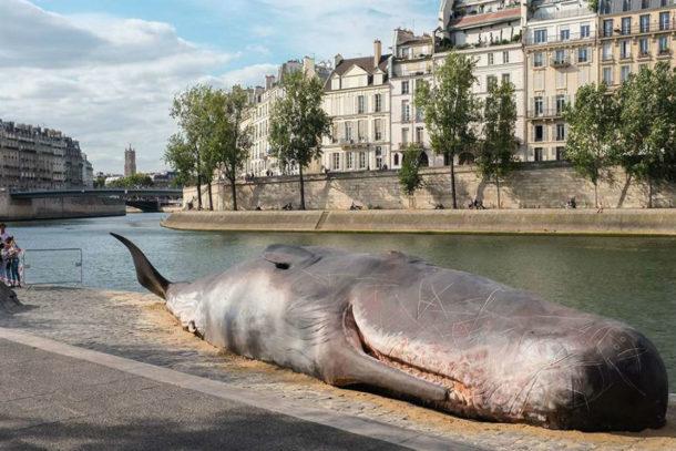 Earth Day 2018: le provocazioni creative sull'inquinamento da plastica