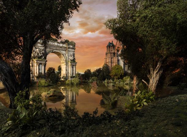 Empire: i nuovi diorami post apocalittici da Nix e Gerber