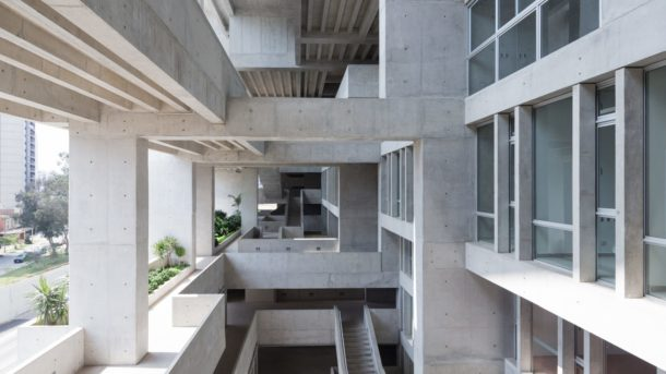 La strada di Grafton Architects