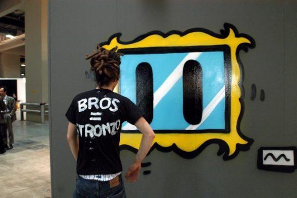 Milano Street Art: l'arte di Bros