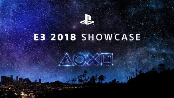 E3 2018: Conferenza Sony