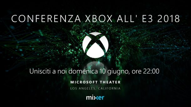 E3 2018: Conferenza Microsoft