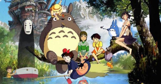 6 ragioni per scegliere di guardare un film dello Studio Ghibli