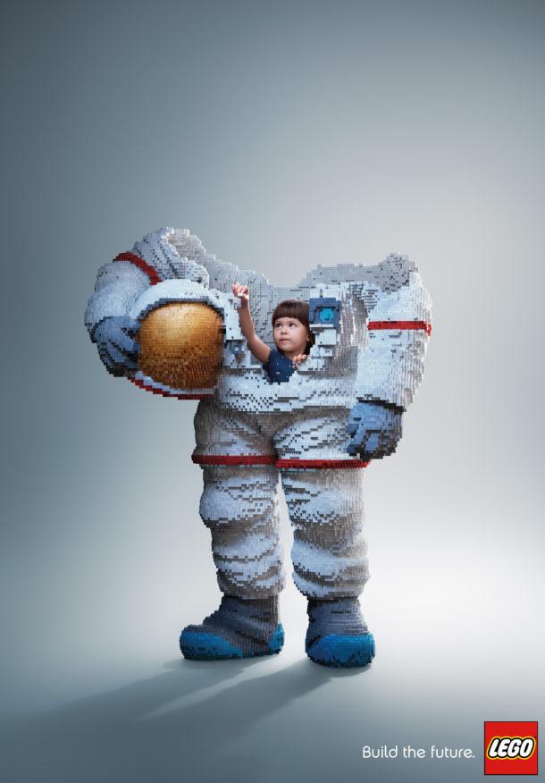 Lego: comunicare il brand in modo creativo