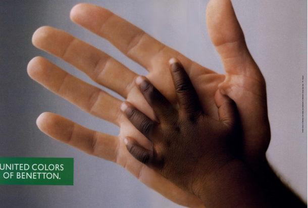 Benetton: pubblicità sensibile