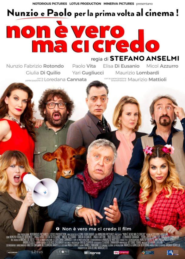 """""""Non è vero ma ci credo"""": quattro chiacchiere con il regista Stefano Anselmi"""