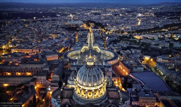La fotografia aerea di Alvise Bagagiolo