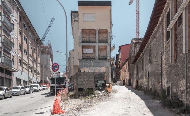 La capitale europea del frastuono: L'Aquila