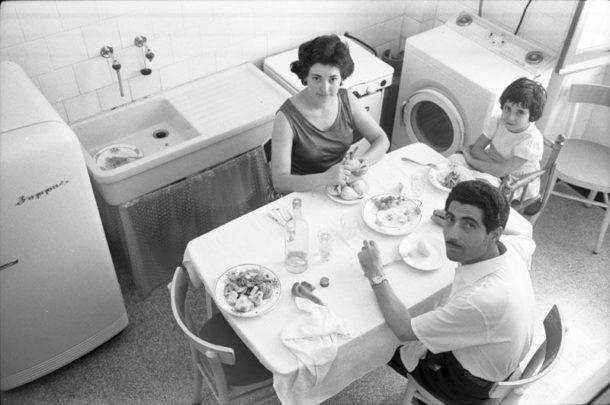 La Fotografia in Italia negli anni Sessanta