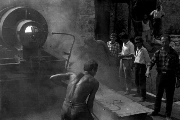 L'archivio Marubi: Il rituale fotografico