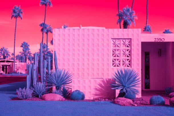 Infra Realism: un nuovo sguardo su Palm Springs