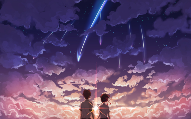 Kimi no na wa - Gli scenari a regola d'arte di Makoto Shinkai