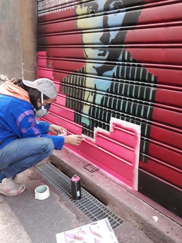 Serrande Letterarie: una nuova roccaforte per la Street Art Milanese