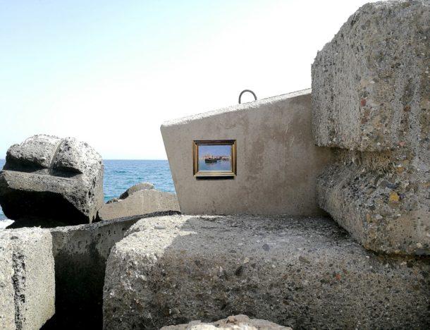 Dal museo alla strada: i capolavori su muro di Anaya Cabanding