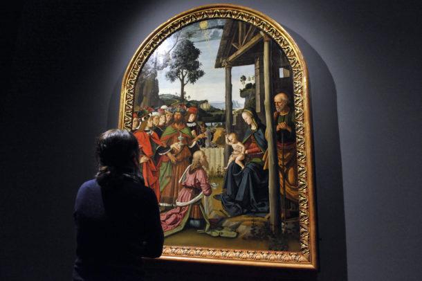 Il comune di Milano ti regala il Perugino!