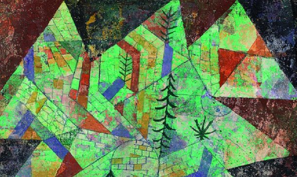 """""""Paul Klee: alle origini dell'arte"""" mostra a Milano"""