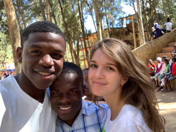 L'esperienza di Chiara con Fondazione Rava