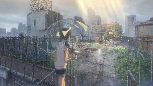 TENKI NO KO: IL PRIMO TRAILER DEL NUOVO FILM DI MAKHOTO SHINKAI