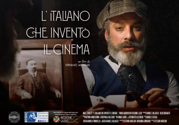"""""""L'italiano che inventò il cinema"""""""
